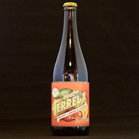The Bruery - Terreux Frucht: Cherry & Lemon - 5% (750ml)