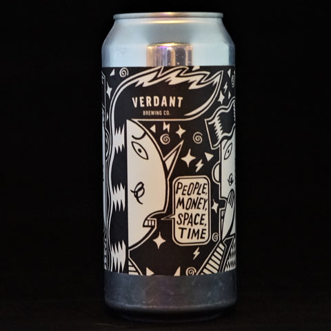 Verdant - People Money Space Time - 3.8% (440ml)