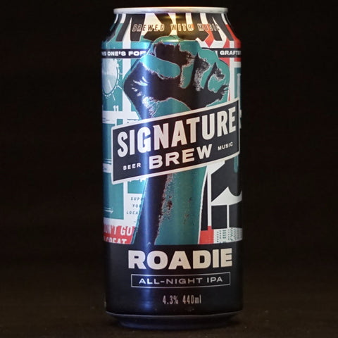 Signature Brew - Roadie - 4.3% (440ml)