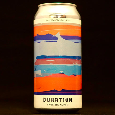 Duration - Sweeping Coast - 4.8% (440ml)