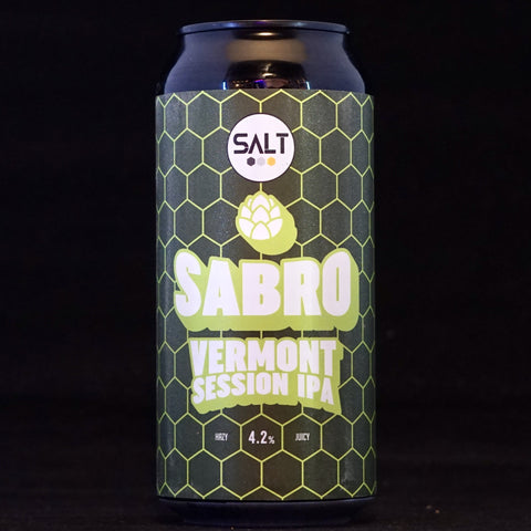 Salt - Sabro Vermont Session IPA - 4.2% (440ml)