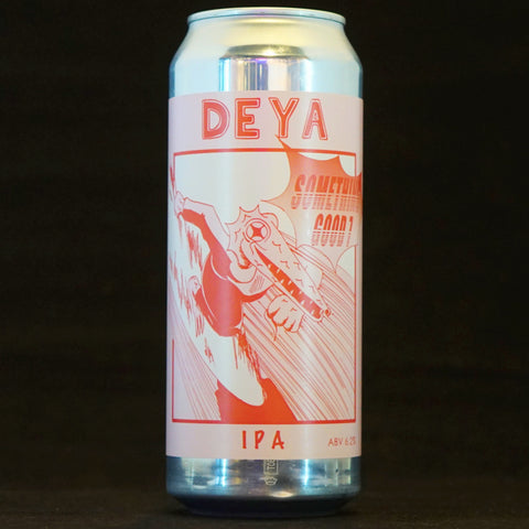 DEYA Brewing Co - Something Good 7 - 6.2% (500ml)