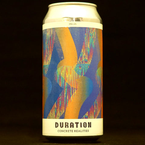 Duration - Concrete Realities - 6% (440ml)