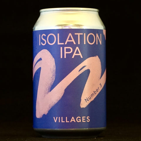 Villages - Isolation IPA #3 - 5.6% (330ml)