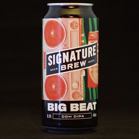 Signature Brew - Big Beat - 8.6% (440ml)