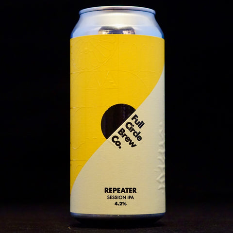 Full Circle - Repeater - 4.2% (440ml)