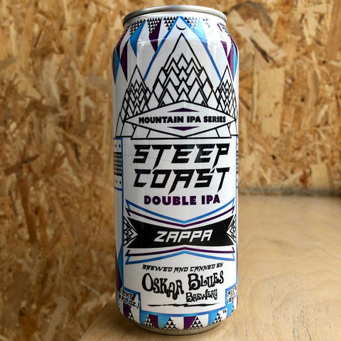 Oskar Blues - Steep Coast - 8% (473ml)
