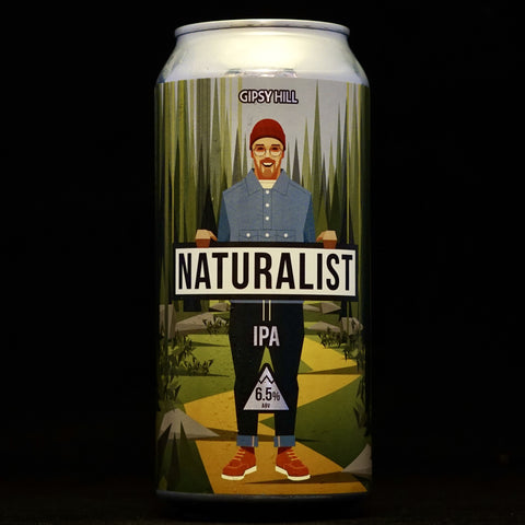Gipsy Hill - Naturalist - 6.5% (440ml)