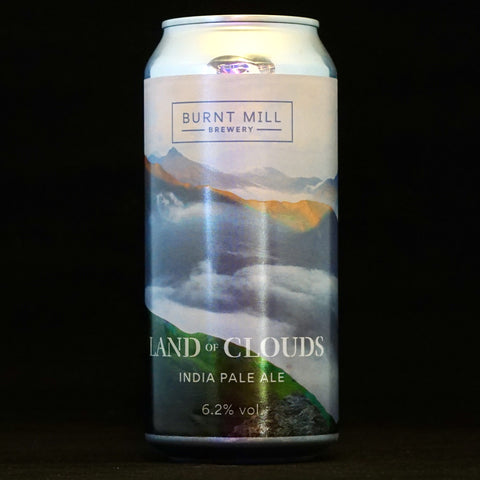 Burnt Mill - Land Of Clouds - 6.2% (440ml)