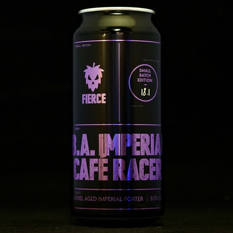 Fierce - BA Imperial Cafe Racer - 9% (440ml)