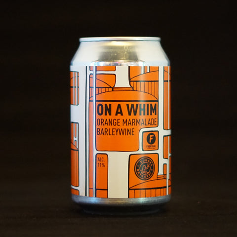 Frontaal / Dugges - On a Whim - 11% (330ml)