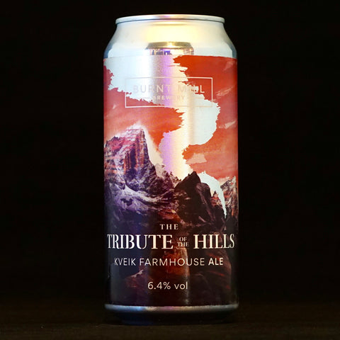 Burnt Mill - The Tribute Of The Hills - 6.4% (440ml)