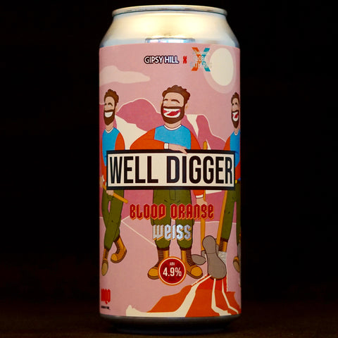 Gipsy Hill - Well Digger - 4.9% (440ml)