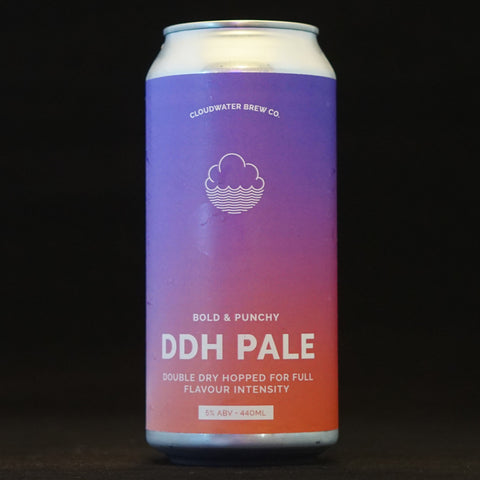 Cloudwater - DDH Pale - 5.5% (440ml)
