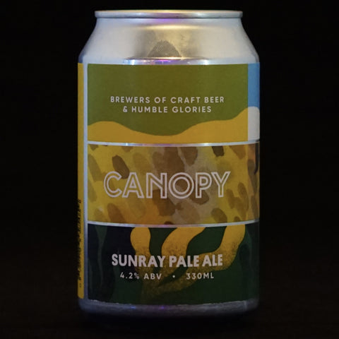 Canopy - Sunray Pale Ale - 4.2% (330ml CAN)