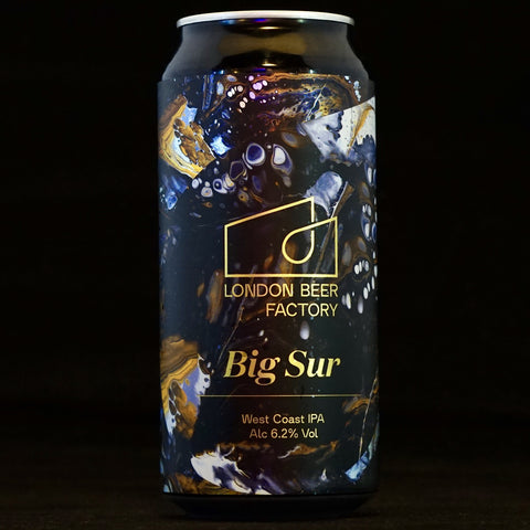 London Beer Factory - Big Sur - 6.2% (440ml)