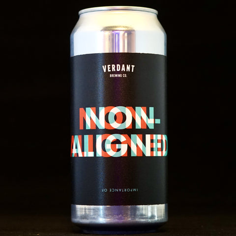 Verdant - The Importance Of Being Non Aligned - 6.5% (440ml)