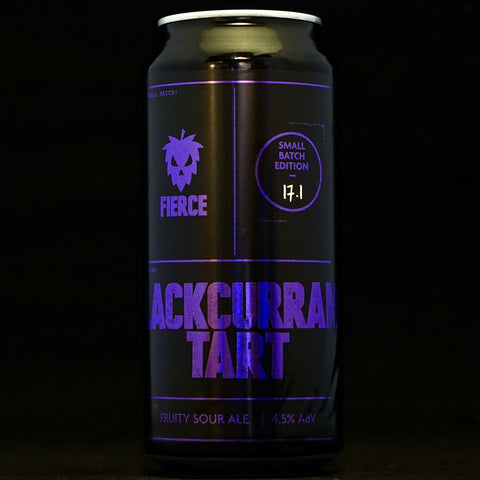 Fierce - Blackcurrant Tart - 4.5% (440ml)