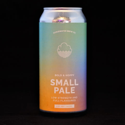 Cloudwater - Small Pale - 2.5% (440ml)
