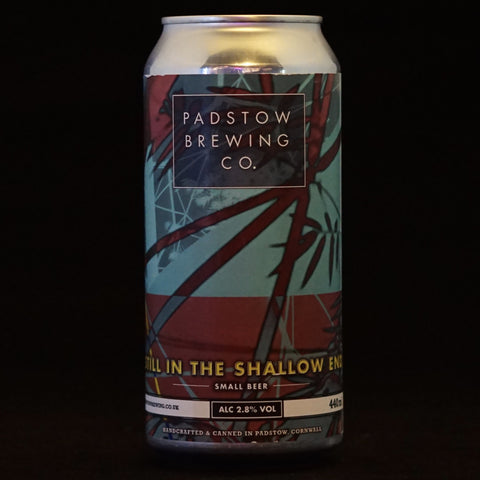 Padstow - Still In The Shallow End - 2.8% (440ml)