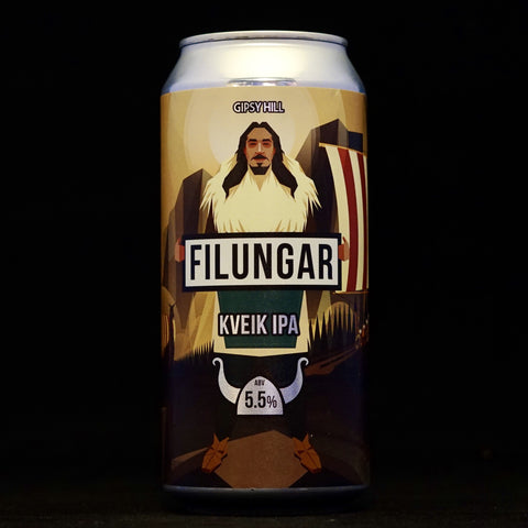 Gipsy Hill / Vault City - Filungar - 5.5% (440ml)