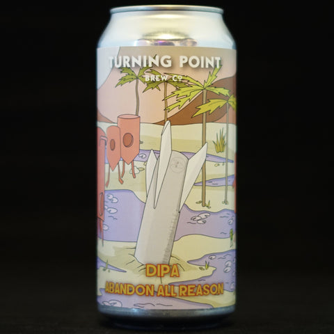 Turning Point - Abandon All Reason - 8.5% (440ml)