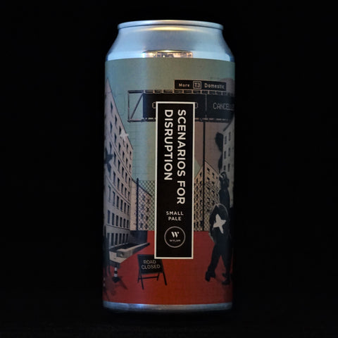 Wylam - Scenarios For Disruption - 3.4% (440ml)