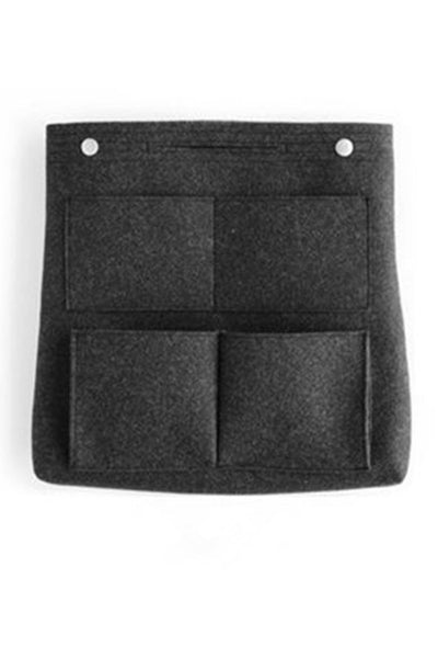 Multi Pocket Felt Bag in Bag