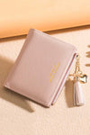 Women Mini Wallet Leather