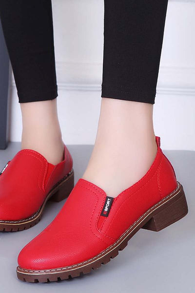 Minimalist Loafers