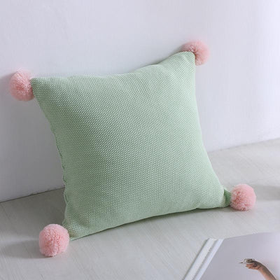 Koselig Colourblock Cushion