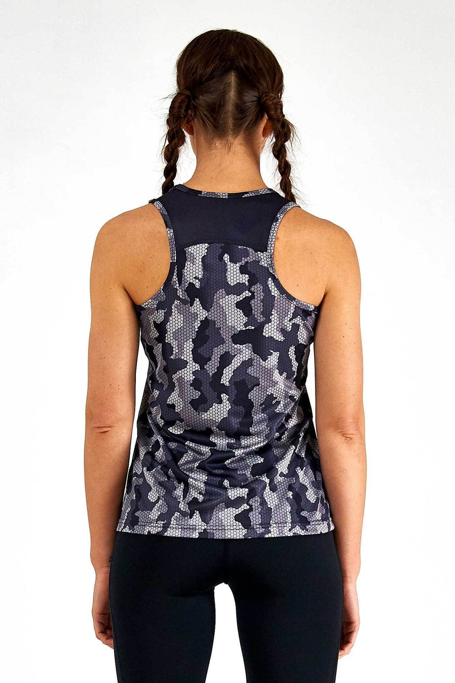Sweat Proof Camouflage Vest