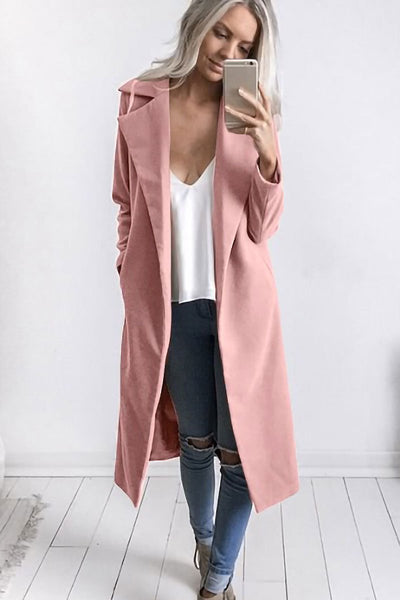 Long Harlem Coat