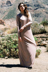 Desert Spell Side Slit Maxi Dress