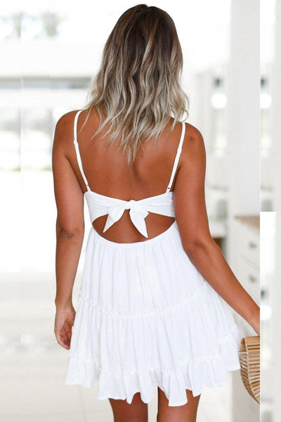 Lace Casual Summer Dress