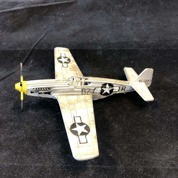 Red Berry Crafts Ltd:Mustang P51 Model Kit