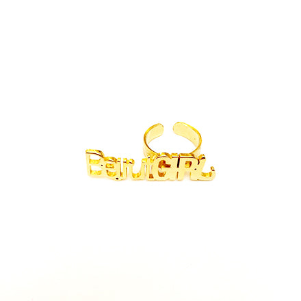 Beirut Girl Ring