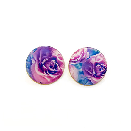 The Cold Roses Earrings