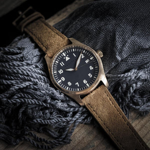 E03F Bronze Watch