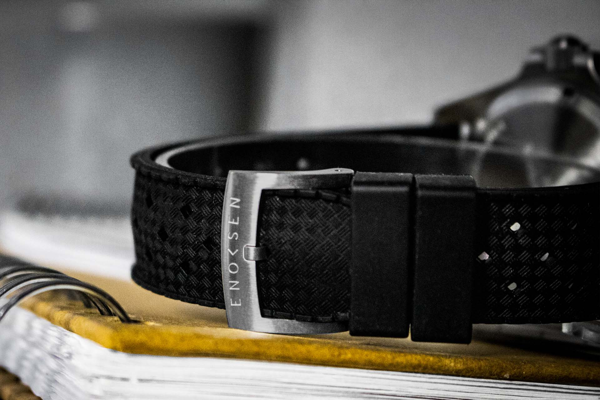 Enoksen - Dive E02/London II - Straps