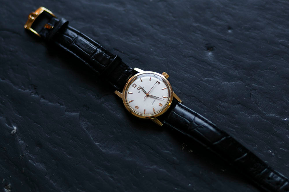 Enoksen - Blog Post - Dress Watch - Omega Seamaster Image