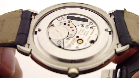 Rolex Caliber 6620 powering the Rolex Cellini model 6623/9