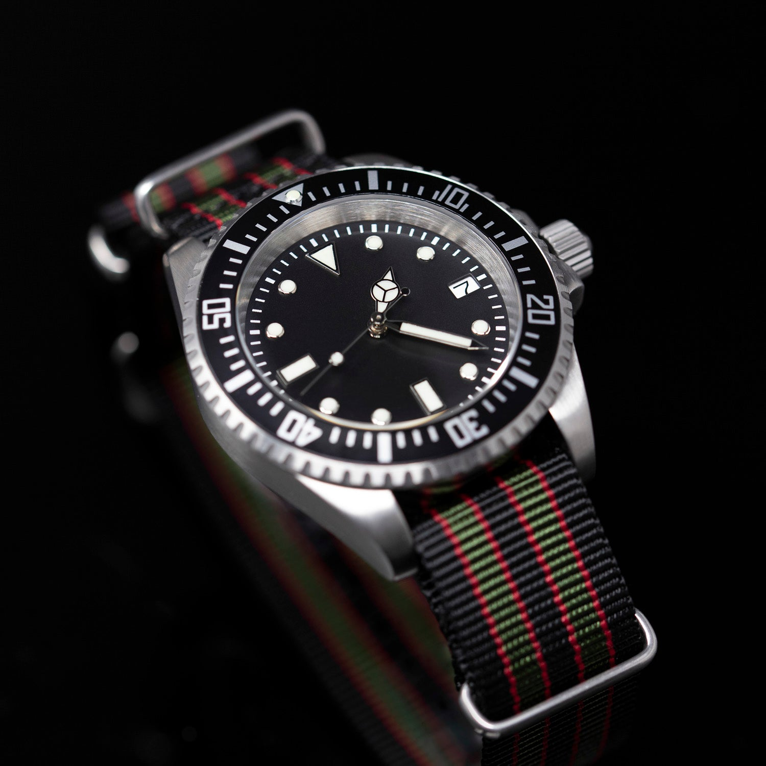 Enoksen - Dive E02/J - Mechanical Movement