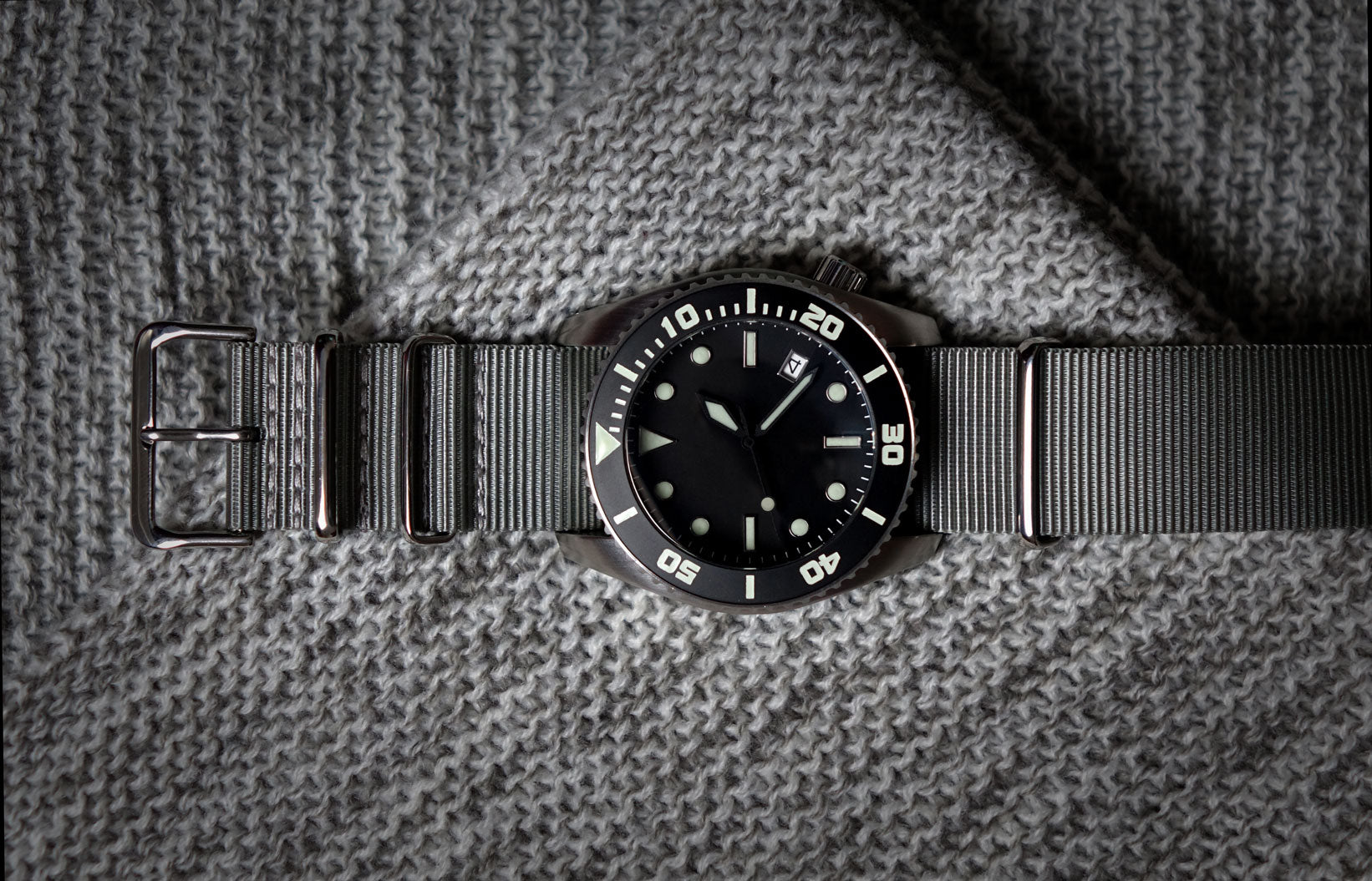 Enoksen - Blog Post - Diver Watch - Enoksen Deep Dive Image
