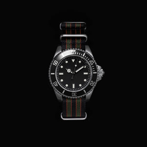 Enoksen 'Dive' E02/JB - Hybrid Diver's Watch - 40mm