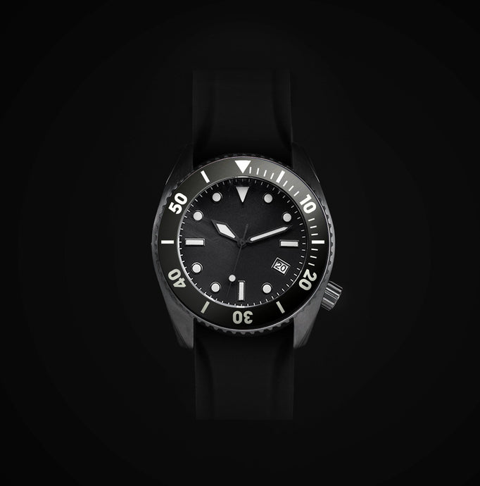 Enoksen 'Deep Dive' E01/A SP - Diver's Watch - 44mm
