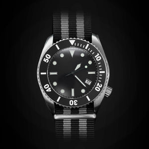 Enoksen 'Deep Dive' E01/A - Diver's Watch - 44mm