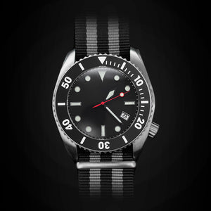 Enoksen 'Deep Dive' E01/C SP - Diver's Watch - 44mm