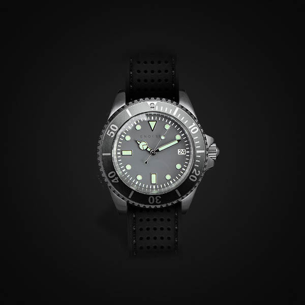 Enoksen 'Dive' E02/D - Mechanical Diver's Watch - 41mm