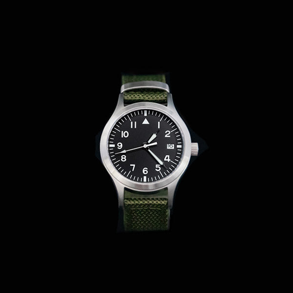 Enoksen 'Fly' E03/C - Mechanical Pilot's Watch - 38mm